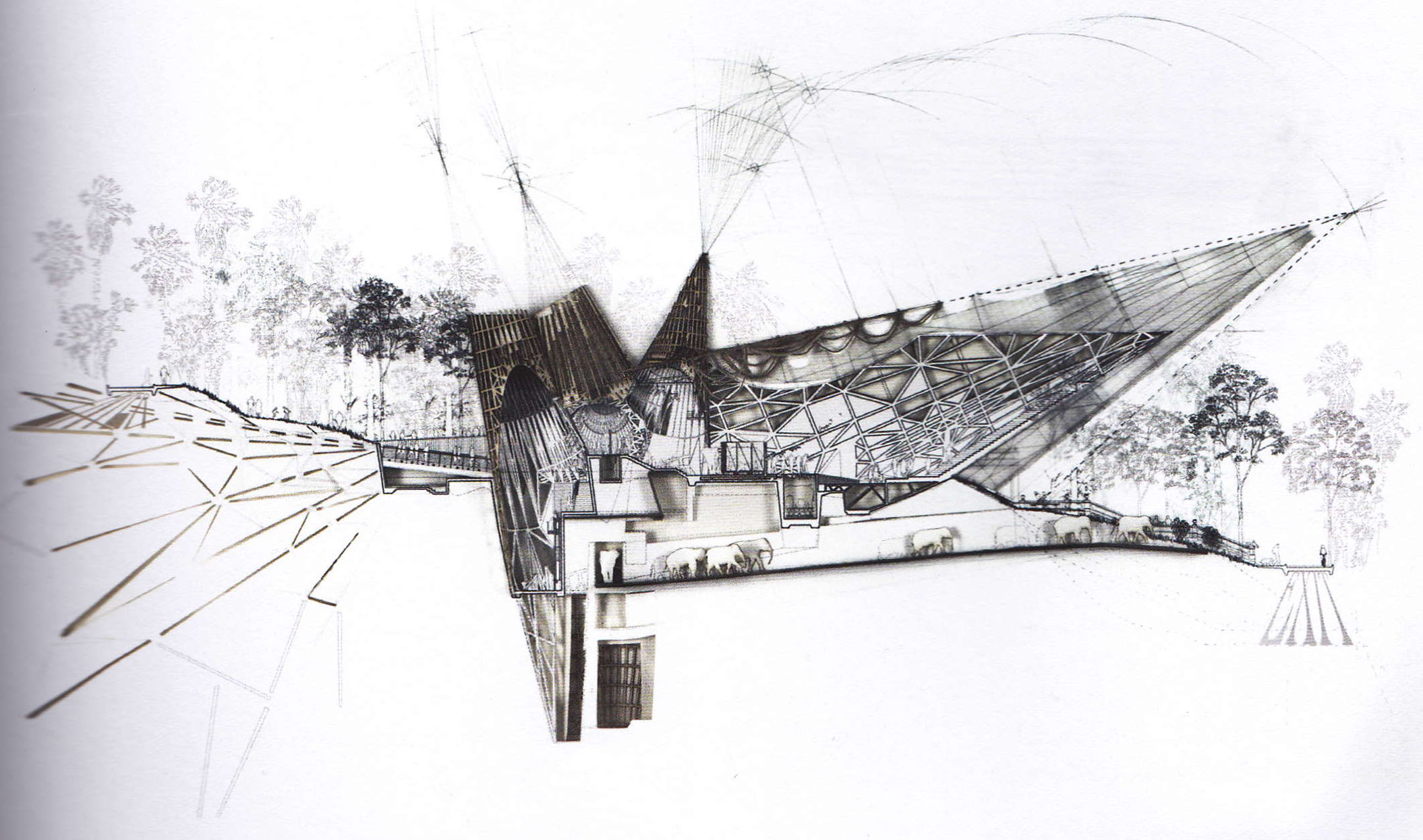 Architectural And Urban Design Drawing