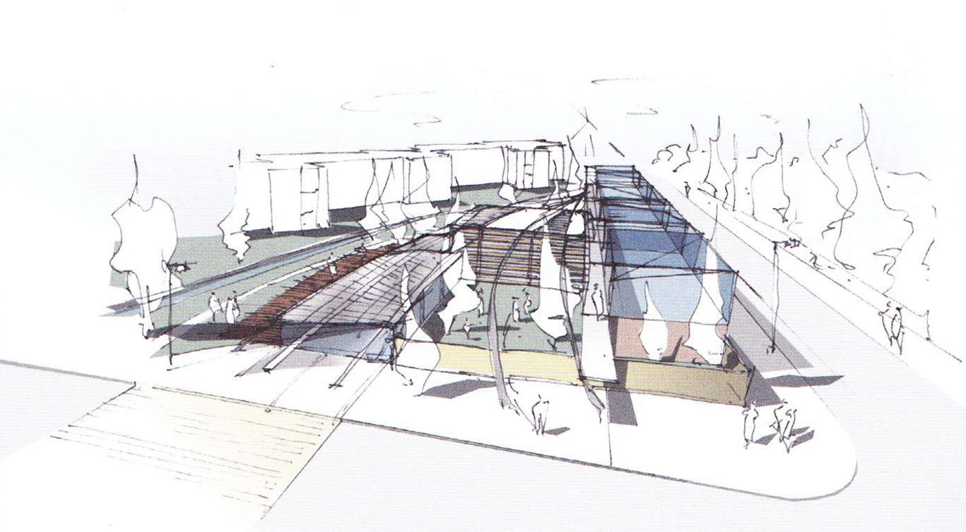 Architectural and Urban Design Drawing | Clare Nugent Design Blog
